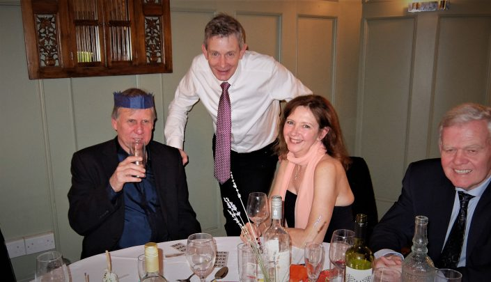 guests-chalfont-st-peter-tennis-club-christmas-dinner-2018